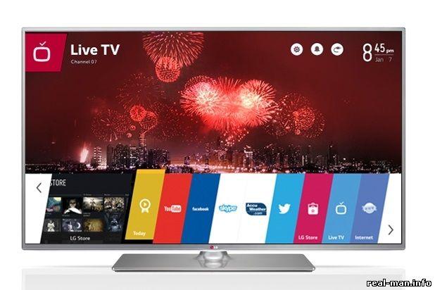 lg smart tv 2014 lb650v